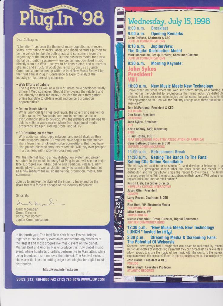 Plug In Circa 1998